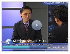 vancouver implant dentist dr. kwon interview at wellness hour